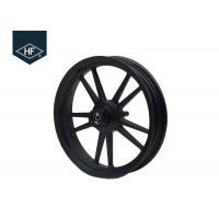 Wholesale 14 Inch Motorcycle Wheel Parts Black Front Rear Scooter Aluminum Alloy Parts from china suppliers