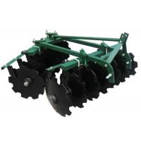Wholesale 1BQX Mounted Light Duty Disc Harrow Crushing Clouds Disc Harrow 1100mm Working Width from china suppliers