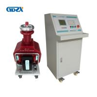 Buy cheap 150kV DC Dry Type Hipot Tester For Transformer from wholesalers