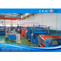 Wholesale Heavy Duty Stainless Steel Slitting Machine 90KW DC Motor Mill Speed 100m / Min from china suppliers