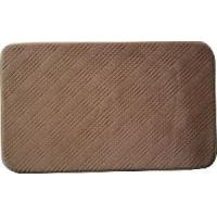 Wholesale Popular Memory Foam, PVC Backing, Bathroom Floor Mat (S23000) from china suppliers