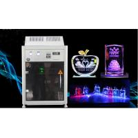Wholesale 4000HZ 3D Crystal Laser Inner Engraving Machine 220,000 dots / Minute Speed from china suppliers