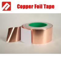 Wholesale Tape Dispenser EMI shielding embossed copper foil tape use circuit board from china suppliers