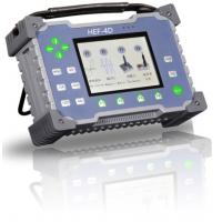 TFT-LCD Large Screen Multi-function Digital Eddy Current Tester Using DSP and FPGA Integration Technology