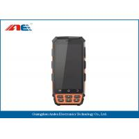 Wholesale HF RFID Handheld Scanner RFID Portable Reader Industry Design Android System from china suppliers
