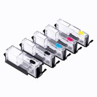 Wholesale SGS Easy To Refill Empty Printer Cartridges / Compatible Empty Inkjet Cartridges from china suppliers