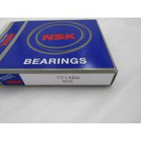 Wholesale Single Row Angular Contact Ball Bearing 7314BW Steel Cage For Centrifugal Separator from china suppliers