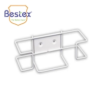 Wholesale Top Mount Medical ISO13485 Disposable Glove Box Holder from china suppliers