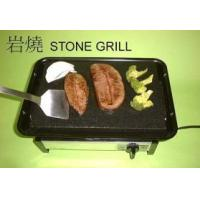 China Barbecue Stone Grill on sale
