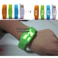 Wholesale Christmas Gift The Fashionable LED Watch USB Flash Drives with factory price from china suppliers