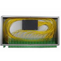 Wholesale 1x16 PLC Optical Fiber Splitter For Rack Mounted Fiber Terminal Box from china suppliers