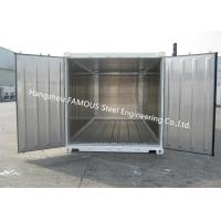 Wholesale Movable Cold Storage Walk In Freezer Decoration Portable Chilled Container from china suppliers