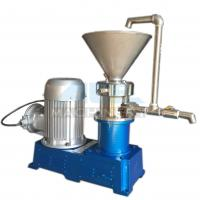 Wholesale ACE-65 Stainless Steel Chemical Industry Food Dairy Cosmetics Paint Laboratory Peanut Butter Walnut Grinder Colloid Mill from china suppliers