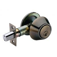 Wholesale High Quality Tri-Circle Deadbolt door Lock D101AB from china suppliers