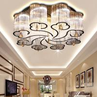 Wholesale Low hanging crystal ceiling lights for indoor home Lighting Fixtures (WH-CA-20) from china suppliers