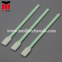 China Super Absorbent Sealed Foam Clean Print Head Swab For Inkjet Printer on sale