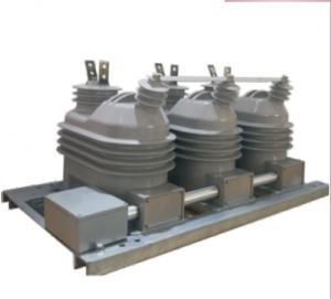 JLSZXW3-17.5F 17.5kV Outdoor Three-Phase Epoxy Resin Type Combined MV Voltage Transformer