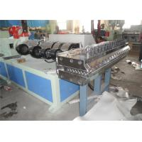 China Wood Plastic Manchinery For PVC Foamed Production Line , pvc Board Extrusion Machine on sale