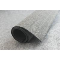 Wholesale Eco Friendly Soft Grey Wool Felt Sheet, 100% Pure Wool Felt For Industrial from china suppliers