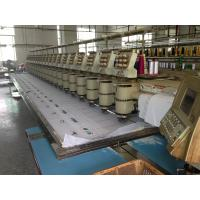 Wholesale Professional Barudan Embroidery Machine Used , Hat / Leather Embroidery Machine from china suppliers