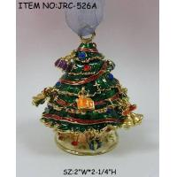 Wholesale Christmas Tree shaped hanging ornaments from china suppliers