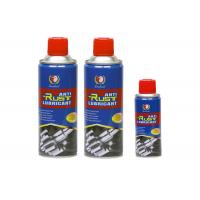 Chemical Lubricant Rust Remover Spray For Cars , Non Toxic Rust Prevention Spray