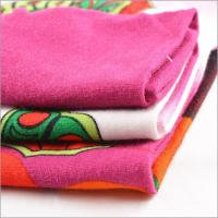 Wholesale Rusha Textile Knit Soft Finished Ring Spun 30s Viscose Floral Print Fabric With Spandex from china suppliers