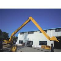 Wholesale Customized Excavator Boom Arm , Caterpillar Excavator Attachments CAT320B  60ft from china suppliers
