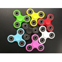 Wholesale 2017 best selling in usa Ultra Durable High Speed Exquisite Hand Spinner in blue color, abs material hand spinner from china suppliers