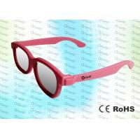 Wholesale ABS Plastic Cinema Use Circular polarized 3D glasses CP297GTS01RealD and Master Image  from china suppliers