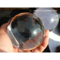 Wholesale Super Pure Quartz Crystal Sphere Clear Quartz Crystal Ball from china suppliers