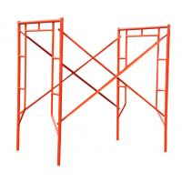 Wholesale Panited Galvanized Coated Frame Scaffolding Popular in Construction from china suppliers