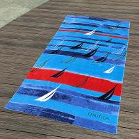 Wholesale Teens Surf Shark Beach Towel Nice Water Absorption For Holiday Gift from china suppliers