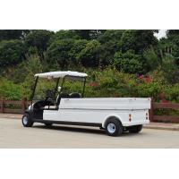 Wholesale Outdoor Two Seater Electric Golf Carts With Utility Cargo Curtis 350A Controller from china suppliers