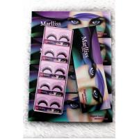 Wholesale High quality synthetic black false eyelash wholesale( 10pairs/box), Paypal from china suppliers