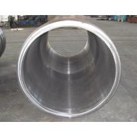 Wholesale ASTM DIN EN SS Carbon Steel Forgings For Heavy Machine , Barrel Forging Cylinder Sleeve from china suppliers