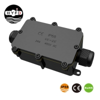 Wholesale 2 Way 500V 20A Underground Waterproof Electrical Junction Box from china suppliers