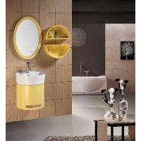 Wholesale Bathroom Cabinet / PVC Bathroom Cabinet (W-205) from china suppliers