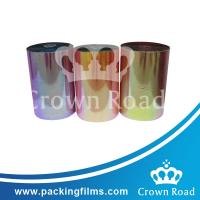 Buy cheap iridescent plastic film from wholesalers