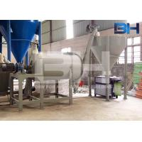 Wholesale Professional Wall Putty Mixing Machine , Automatic Packaging Dry Mortar Mixer from china suppliers