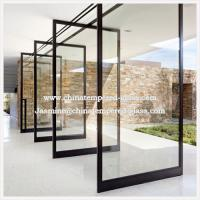 Wholesale 4-19mm Clear/Frosted/Barn sliding glass doors from china suppliers