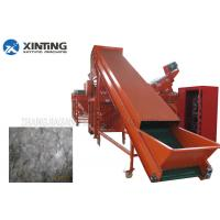 China Agricultural Film Recycling Line PE Film Waste Plastic Washing Recycling Machine on sale