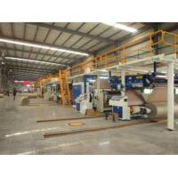 Wholesale Fully Automatic 3 ply Corrugated Cardboard Production Line Glue Machine from china suppliers