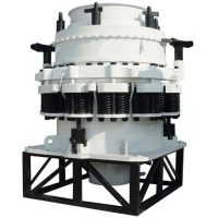Wholesale Mining Spring Cone Crusher Machine 30kw 55kw With AC Motor Type from china suppliers