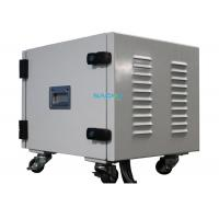 Wholesale AC110-240V 1300 W DDS Jammer With 13 Omni Antennas , 20 MHz - 3000 MHz from china suppliers