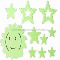 Wholesale Glow-in-dark Stickers for Baby Bedroom Decoration, Customized Designs are Accepted from china suppliers