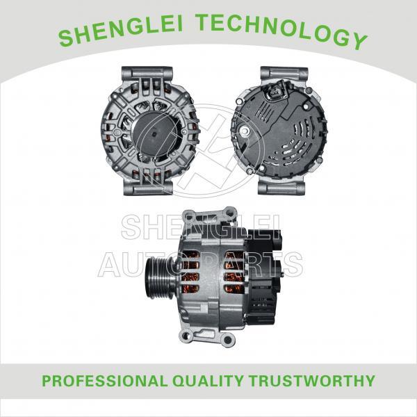 Quality 06B903016AB Audi Car Alternator SG14B022 0124515059 06B903016AE 0986044910 12V 140A for sale