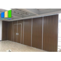 Wholesale Auditorium High Soundproof Partition Acoustic Movable Wall for Ballroom from china suppliers