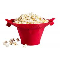 China Movie Theater Silicone Microwave Popcorn Popper With Built In Measurements on sale