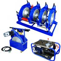 Wholesale Hydraulic Semi Automatic HDPE Pipe Butt Fusion Welding Machine Φ 160mm To Φ 355mm from china suppliers